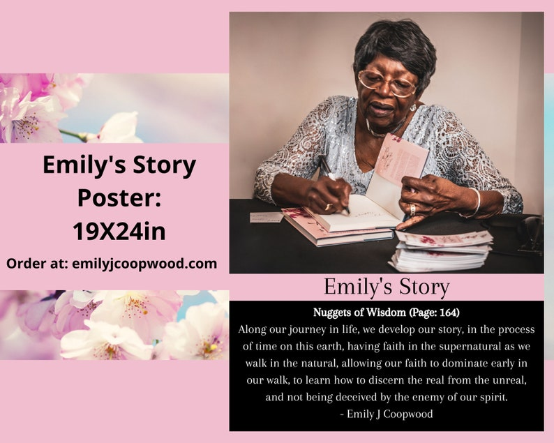Emily Story Poster P. 164 image 1