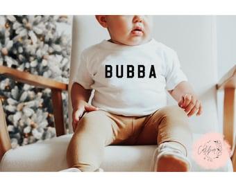 Bubs Tee | Bubs Toddler Shirt | Bubba | Toddler Boy T-shirt, Trendy Boy Shirt, Bubs, Mamas Boy Shirt, Cute Retro Tee, Retro Kids Shirt