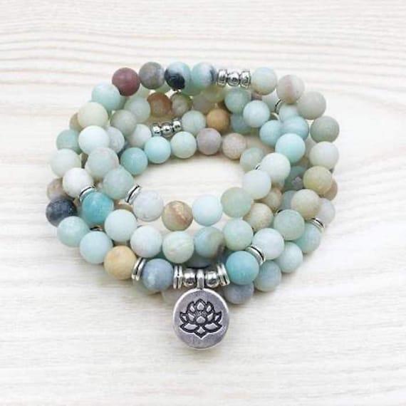 Amazonite Hope Bracelet