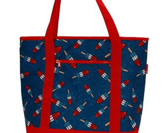 Extra Large Giant 50 Can Cooler Tote!