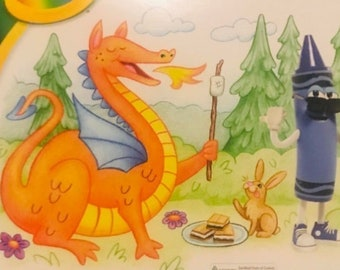 Kida Activity and Coloring Books