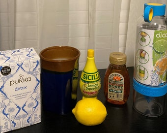 Pukka Detox Tea Gift Set!