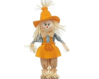 Tabletop Scarecrow Décor!
