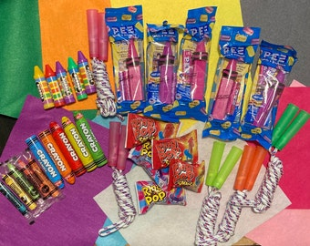 Assorted crayon candy!