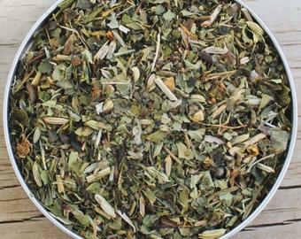 Cailleach's Cauldron, Cailleach Herbs, Cailleach Herbal Blend, Herbal Blend, Herbal Tea, Herbal Incense, Hawthorn, Nettle, Herbal Magic