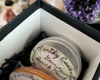 Astrological Aromatherapy Gift Box