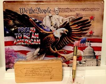 Second Amendment in Gold