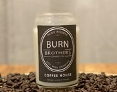 Soy Wax Candle - Coffee House