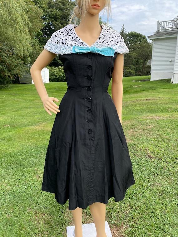 DeTrano Party Dress - image 1