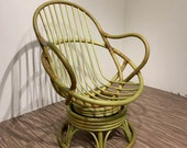 Rattan chair wicker handmade chair Rattan chair indoor and outdoor rattan relaxing chair