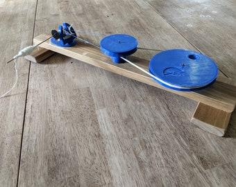 Charkha Spinning Wheel Kit (3D Printed)