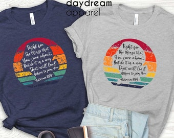 Fight For The RBG T-shirt, Feminism Shirt, Ruth Bader Ginsburg Shirt, Women Rights Shirt, Girls Power Shirt, Feminist Shirt, Feminist Gift