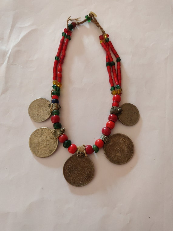 Antique Indian Tribe Jewelry | Collectible Unique