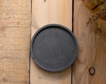 Round | Round tray | Handmade| Handmade | Catch-All| Catchall