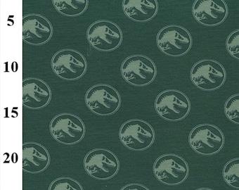 Jersey fabric | Jurassic Dino | dinosaur