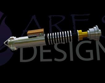 Luke Skywalker ROTJ Lightsaber file for 3D printing