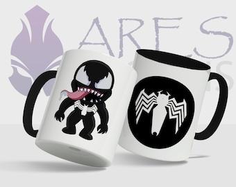 Marvel Cute Venom mug