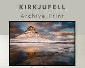 Kirkjufell - Archival Matte Print