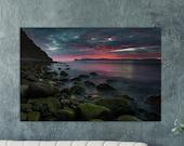 Iceland : Bolungarvik Beach | Archival Matte Print