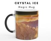Crystal Ice Magic Mug