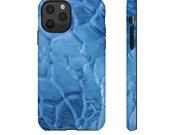 Blue Glacier Ice 2 - Tough Case