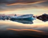 Iceland : Reflect Photo premium print