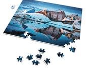 Iceland : Glacier Lagoon 252 Piece Puzzle