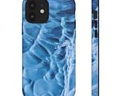 Blue glacier ice - Tough Cases