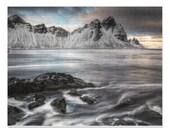 Iceland : Vestrahorn mountain 252 Piece Puzzle