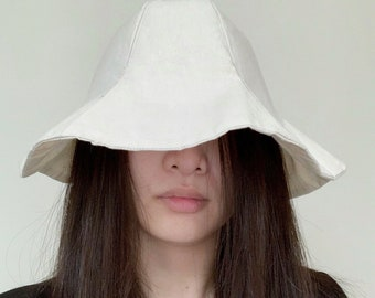 Tulip Hat - Digital Sewing Pattern
