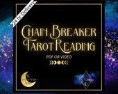 24hr Psychic tarot reading Pdf or Video reading via email   Approx 35min reading