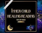 Inner Child Oracle   Healing Tarot reading   24hr Delivery   Approx 40 min reading