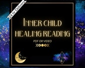 Inner Child Oracle | Healing Tarot reading | 24hr Delivery | Approx 40 min reading