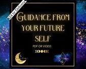 Guidance from your future self tarot reading | Psychic Tarot Reading | 24hr Delivery | 30 min reading approx