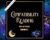 Compatibility Love Reading | Fast Tarot Reading (30mins)
