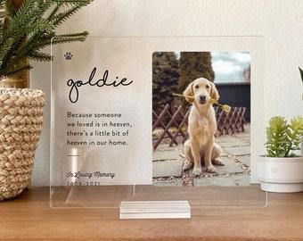 Pet Memorial Gift • Pet Loss Gift • Cat Loss Gift • Dog Loss Gift • Pet Bereavement Gift • Pet Sympathy Gift • PMP01
