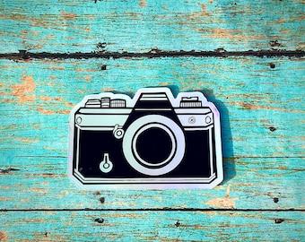 Holographic Camera Sticker