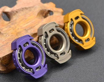 Adult Edc Reactor Antistress Fidget Spinner Children Hand Spinner Metal Decompression Toy Child Stress Reliever Toys Dropship