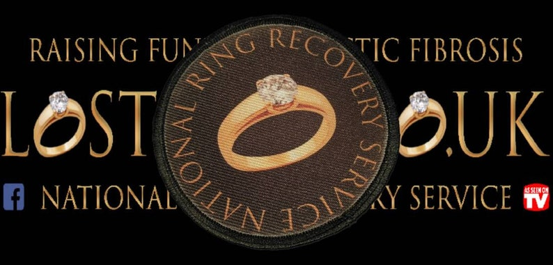 Ring Finders patch badge image 1