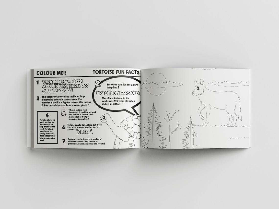 malvorlagen für kinder der wolf in seinem natürlichen  etsy