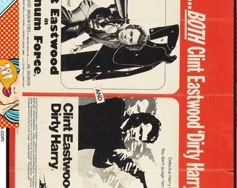 Fantastic Art Cover Original VintageTurkish Movie Poster 1983 Hearts and Armour Unique Art Cover