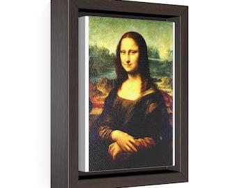 Mona Lisa Reproduction Art