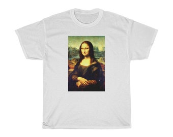Mona Lisa by Leonardo DaVinci Tee Shirt