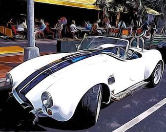 Shelby Cobra in New York