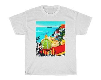 Dreaming of Positano Amalfi Coast T-Shirt