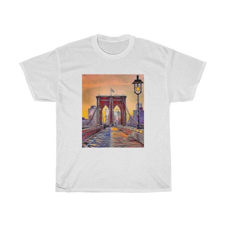 Brooklyn Bridge Limited Edition tshirt image 0