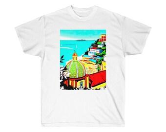 Positano - The Amalfi Coast Tee Shirt
