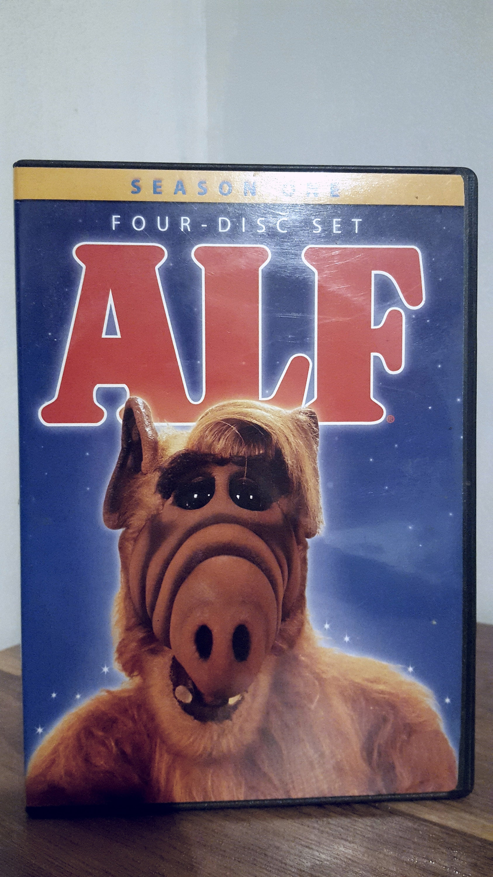 ALF Reviews: Come Fly With Me (season 1, episode 25