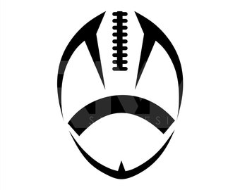 <b>Football</b> Outline <b>Svg</b>   <b>Etsy</b>