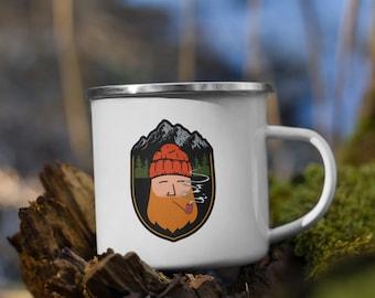 Happy Camper Basecamp Mug